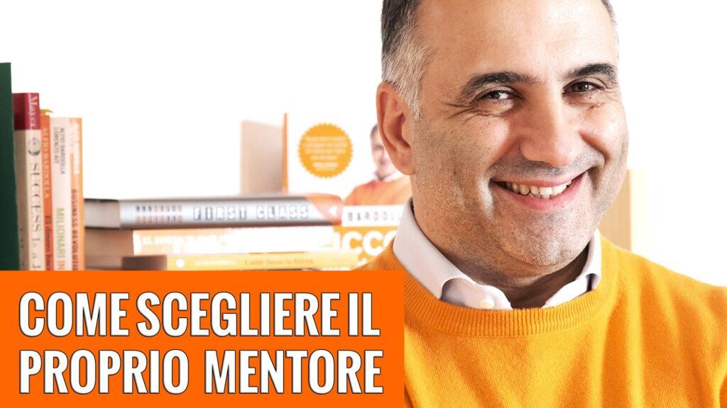 come scegliere il tuo mentore